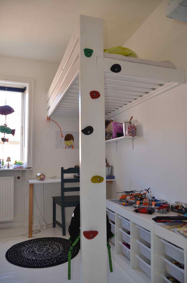 Børneværelse / Bygget af Erik Modin