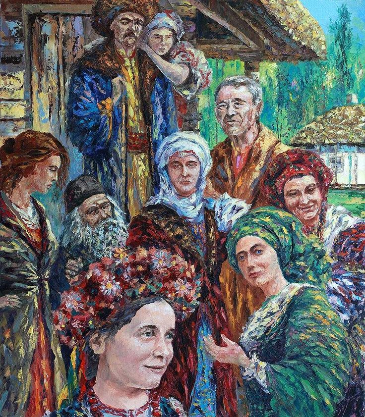 Eva Dmyterko - Ancestry