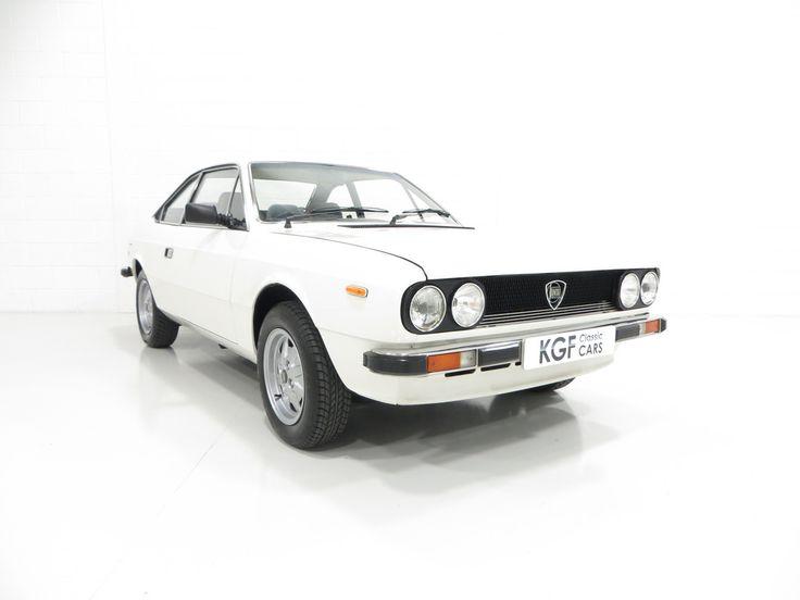 Lancia Beta 2000 Coupe