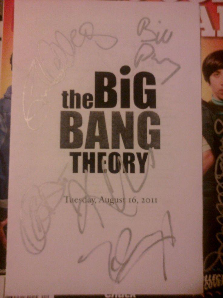 The Big Bang Buzz - Big Bang Theory Podcast and News: How to Score Taping Tickets to Big Bang Theory