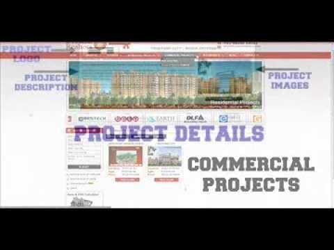 GAP Infotech Real Estate Web Portal Demo 4