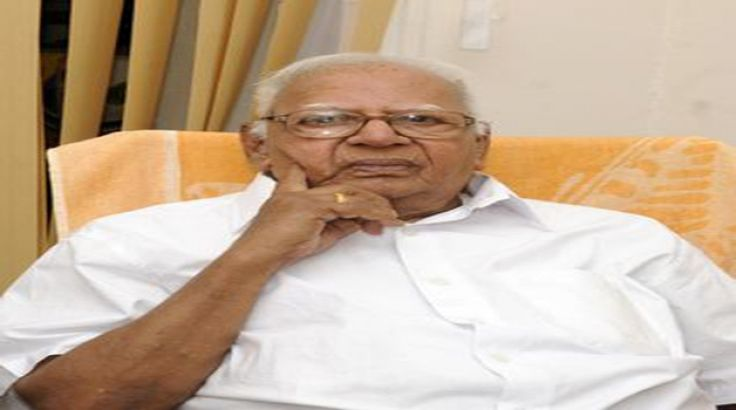 Krishna Iyer selected for K R Narayanan award