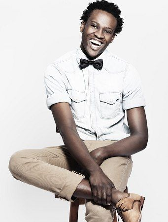 My Booker Management Agency - Andy Takadiyi - model and talent portfolios