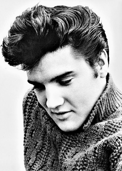 Elvis Presley  I use to dream about him..HEE HEE...:))