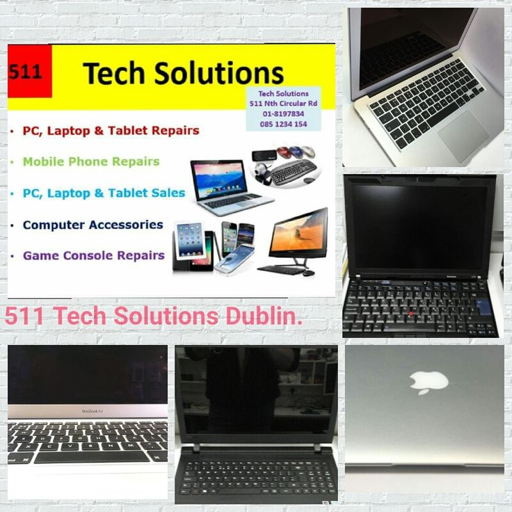 At 511 Solutions we always have a range of new, ex-display and quality reconditioned laptops in stock