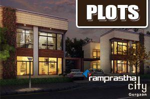 Ramprastha City Plots Sector 92,93,95 Gurgaon #RamprasthaCityPlots #PlotsinGurgaon