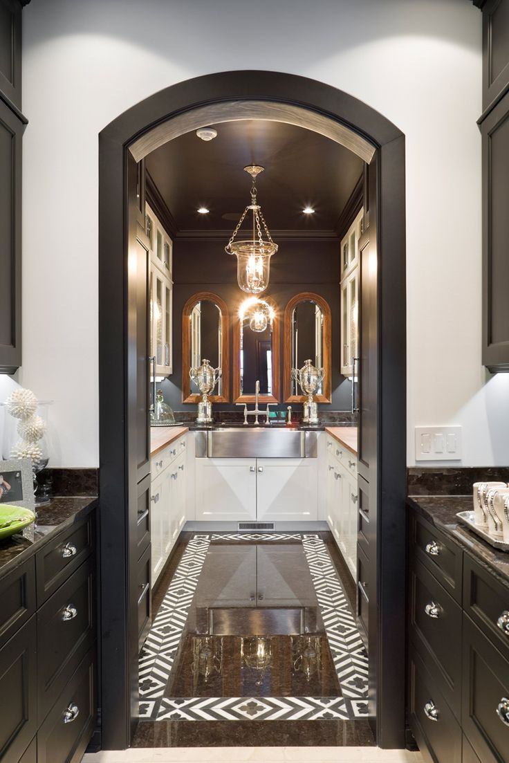 474 best BUTLERS PANTRY images on Pinterest Butler pantry