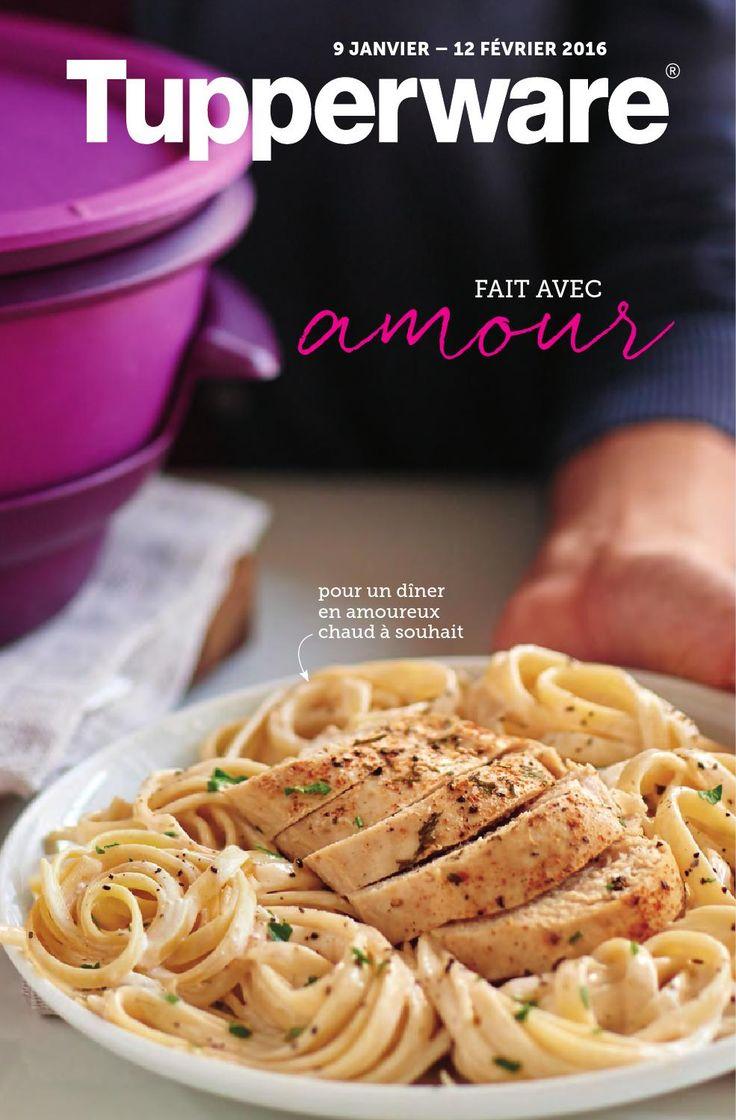 Brochure 66 - 09 janvier au 12 février 2016  Planifier maintenant pour une soirée en amoureux avec de délicieuses pâtes Alfredo et tout le nécessaire pour préparer de savoureux repas avec beaucoup d'amour — et de belles économies!
