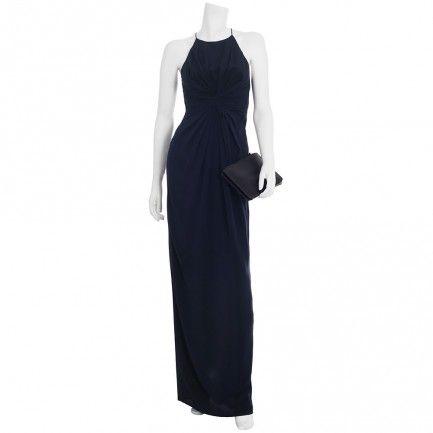 Silk Ray Long Dress zimmerman
