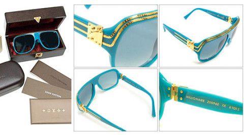 "Louis Vuitton ""Millionaire"" Sunglasses Relaunched   Highsnobiety"