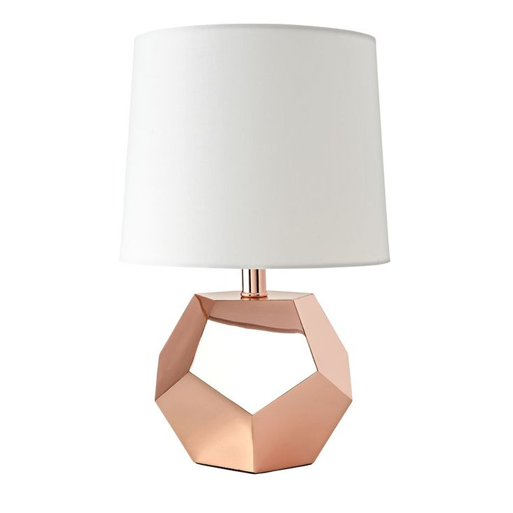 Best 25 Rose Gold Lamp Ideas On Pinterest Rose Gold