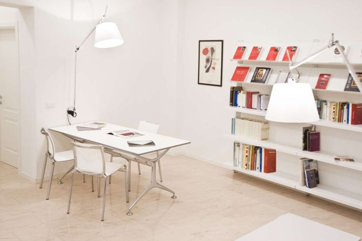 Centro Studi Bologna (Italy) with frame chairs and frametable
