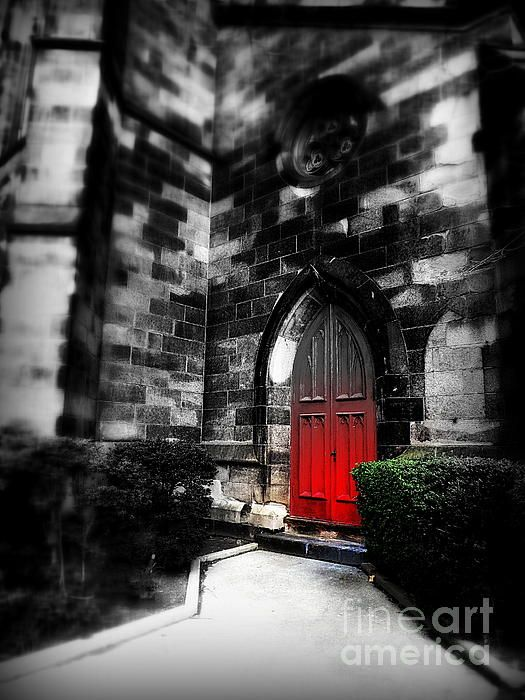 Paint it black photograph by james aiken jamesaiken fineartphotography doorphotography