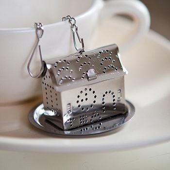 House Shaped Tea Strainer.