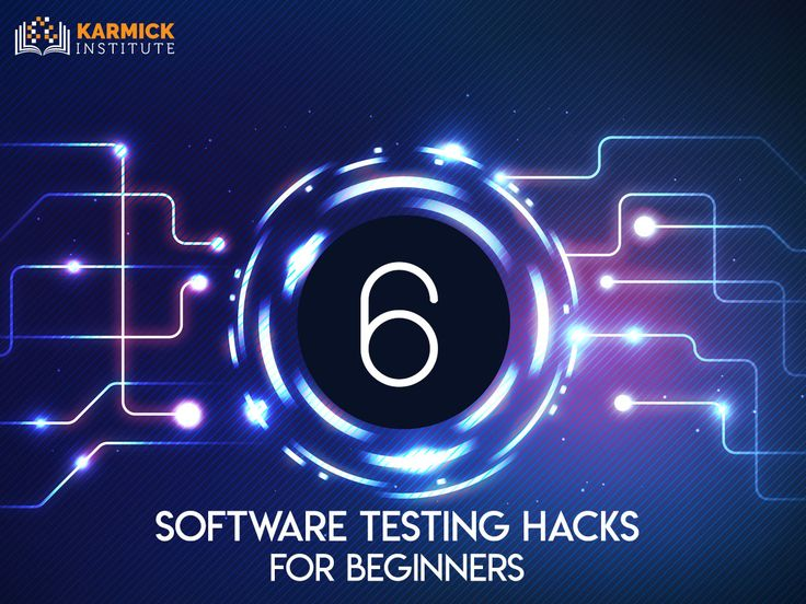 6 #SoftwareTesting #Hacks for Beginners - http://ht.ly/w6Cv30eQ2VU