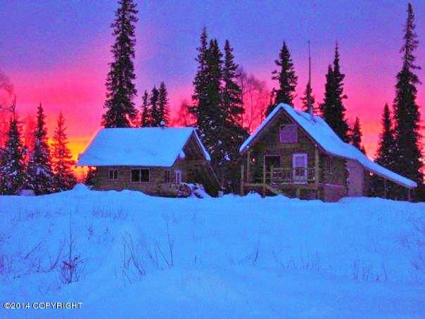 Log Homes for sale in Palmer, AK