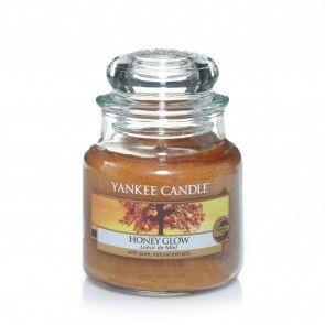 Yankee Candle Small Jar - Honey Glow