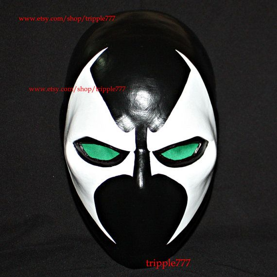 Spawn Mask, Spawn Costume, Spawn Cosplay, Halloween Costume, Halloween Cosplay, Halloween Mask, Spawn Prop LA23