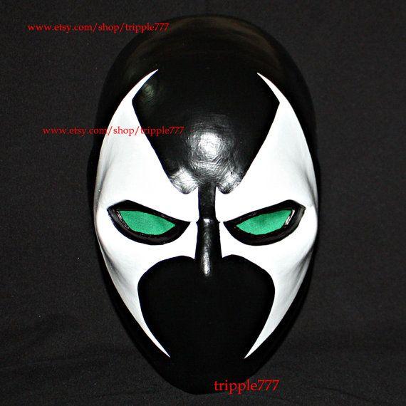 Spawn Mask, Spawn Costume, Spawn Cosplay, Halloween Costume, Halloween Cosplay, Halloween Mask, Spawn Prop LA23