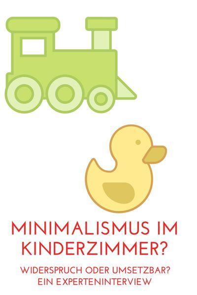 Minimalismus im Kinderzimmer Interview mit