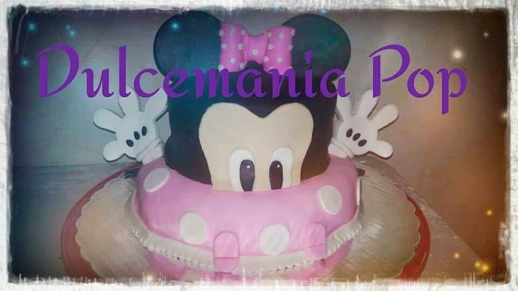 Pastel Minnie Mouse