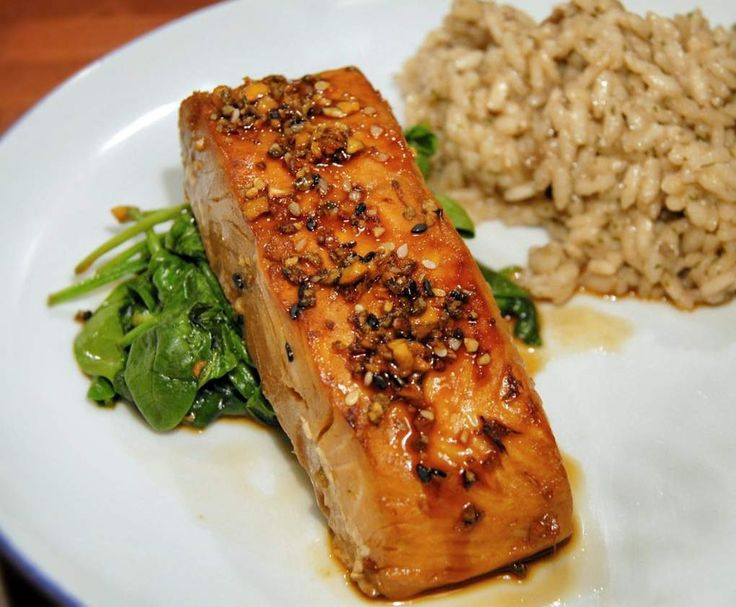 Recipe Honey soy salmon Varoma style by monicaih - Recipe of category Main dishes - fish