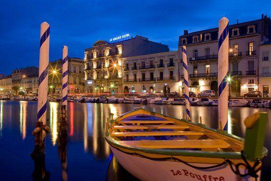 LE GRAND HOTEL SETE