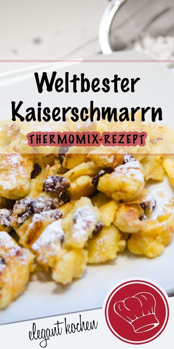 Fluffy Kaiserschmarrn for gourmets – your sweet breakfast from the Therm …   – Frühstück aus dem Thermomix® TM5® & TM31
