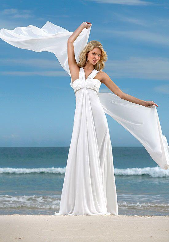 33 best Beach Wedding Dresses images on Pinterest | Short wedding ...