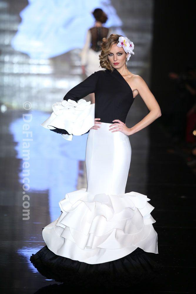 Fotografías Moda Flamenca - Simof 2014 - Juana Martin 'Amaya' Simof 2014 - Foto 16
