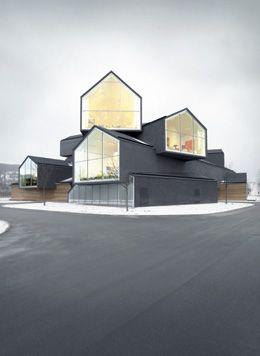 Vitra Haus by Herzog & De Meuron Architects in Weil Am Rhein | 2Modern Blog