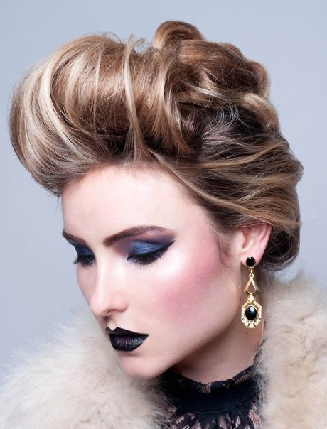 hair styles with clips best 25 gibson hair ideas on hair is 2382 | dcf8aa7896a2382ce000e512580c4a5f classic hairstyles girl hairstyles