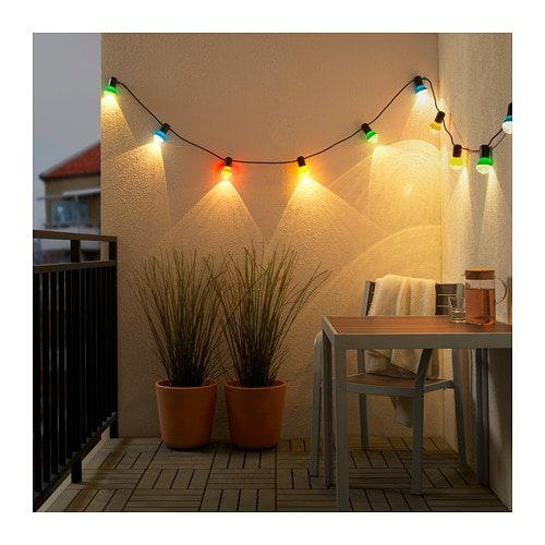 IKEA SOLVINDEN LED string light with 24