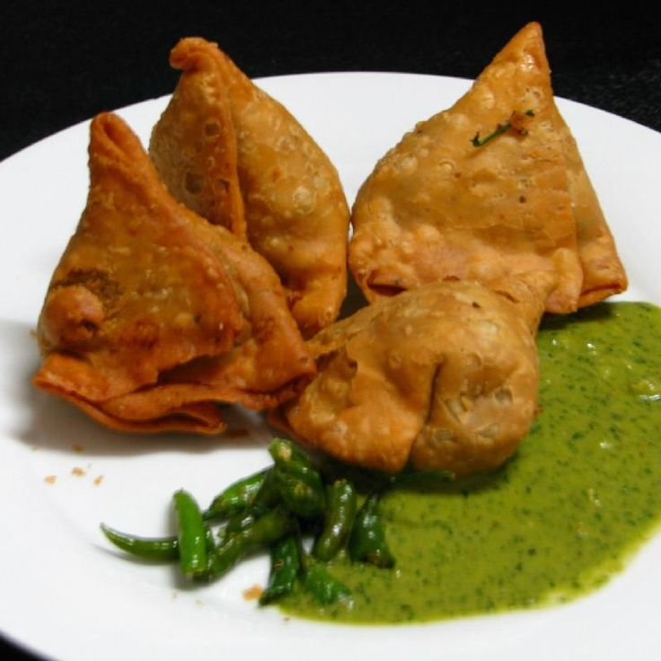 Veg. Samosa (check) - Dosa Bawarchi - Zmenu, The Most Comprehensive Menu With Photos