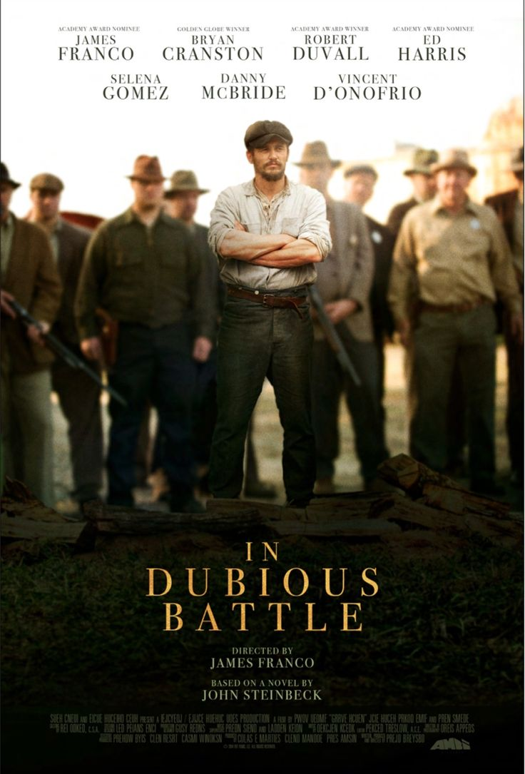 Movies To Watch In Dubious Battle