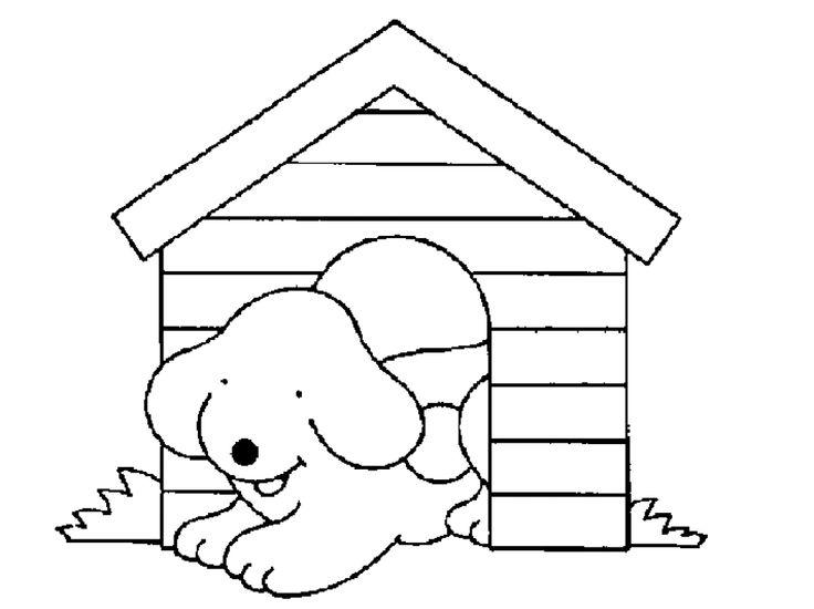 Kleurplaten Hond Google Zoeken Thema Honden En Katten