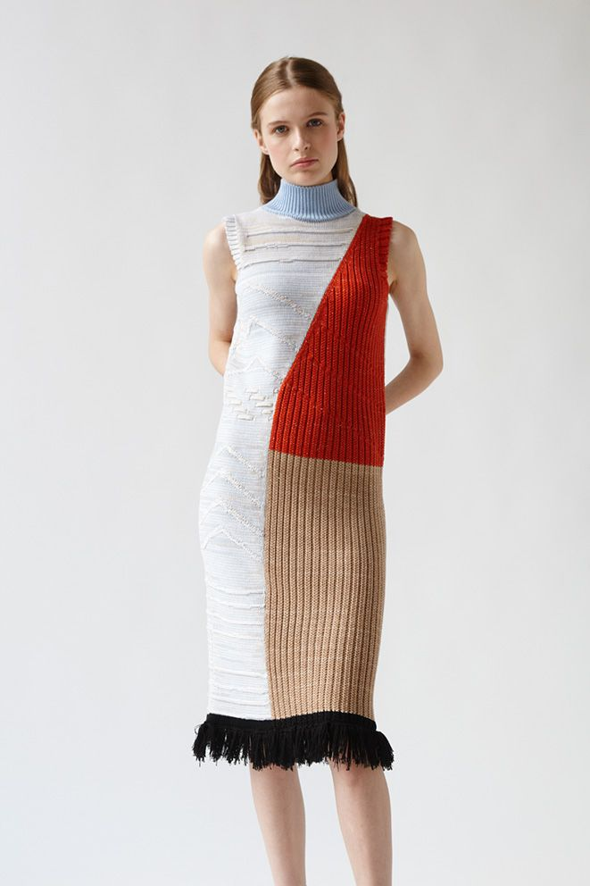 Thora Knit Dress | HONOR FITZSIMONS | NOT JUST A LABEL