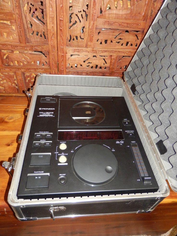 DJ Equipment - CDJ 500 II Limited Professional Pioneer CD Player CDJ500II #Pioneer