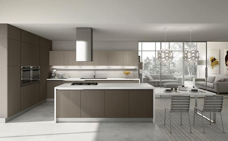 1000 images about cucine moderne on pinterest plan de for Cucine moderne scure