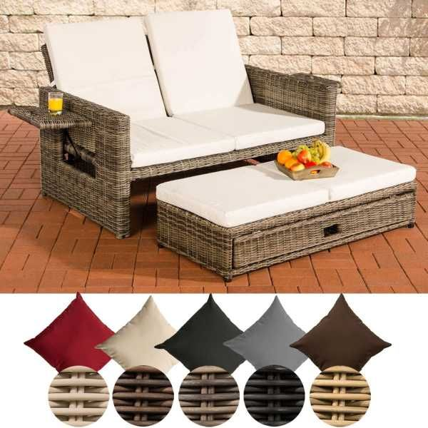 44 best Garten-lounge Trends and More images on Pinterest - gartenmobel polyrattan eckbank