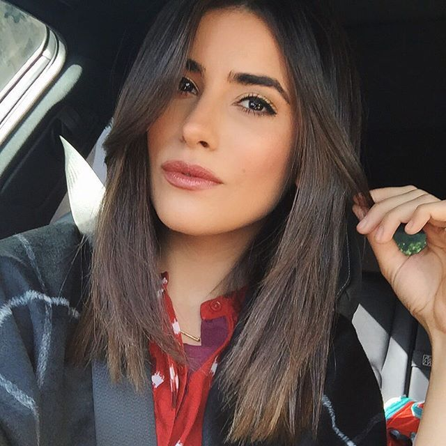 Sazan Hendrix @sazanhendrix Fall Hair Be Like...Instagram