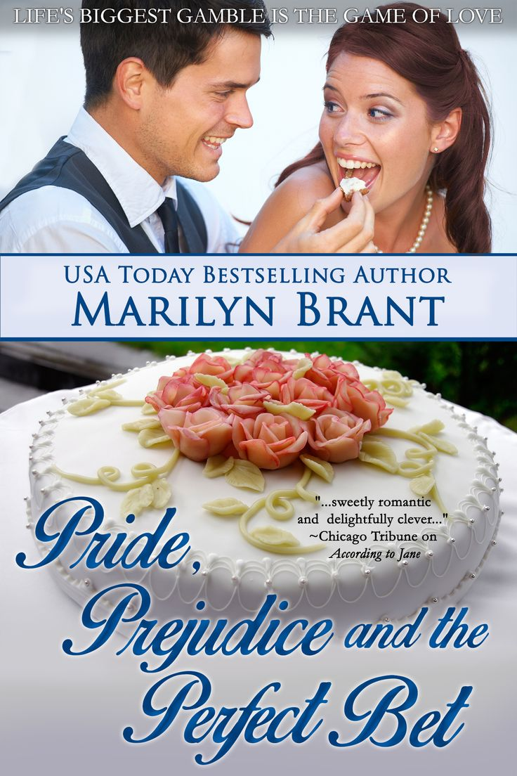 Pride, Prejudice and the Perfect Bet by Marilyn Brant, ebook cover