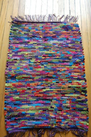 Homemade Quilts For Sale >> Solmate Sock Rug | Craft Art | Homemade rugs, Fabric yarn ...