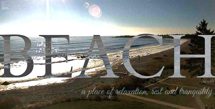 http://www.novascotiawebcams.com/en/webcams/white-point-beach-resort/ #Beach #Quote #WhitePoint #NovaScotia #NSWebcams