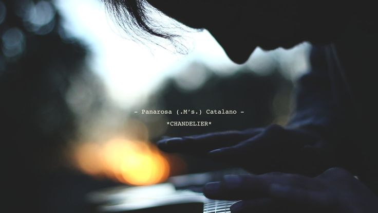 M. Panarosa & M. Catalano - Chandelier by Sia [Cover]