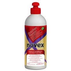 Embelleze Novex Queratina Brasileña Leave-In Conditioner (300gr)