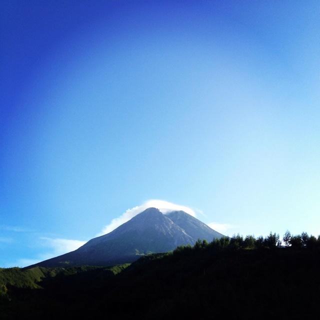 Mt.Merapi, Jogja, Indonesia