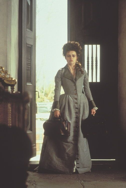 Helena Bonham Carter in Mary Shelley's Frankenstein.