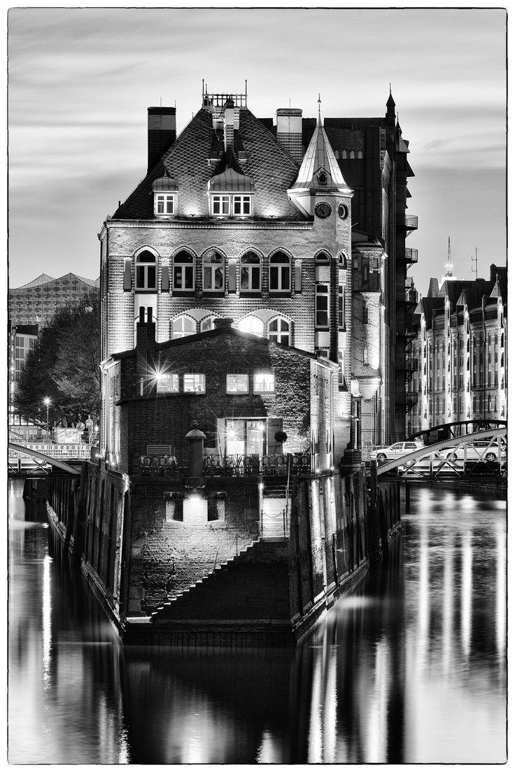 Die Poggenmühle in der Speicherstadt | Bildschönes Hamburg
