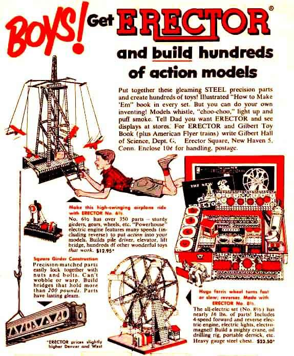 Best Meccano Sets And Toys For Kids : Best meccano construction sets images on pinterest